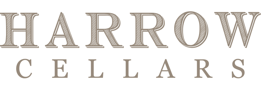 Harrow Cellars - Sonoma, California logo_brown_trn